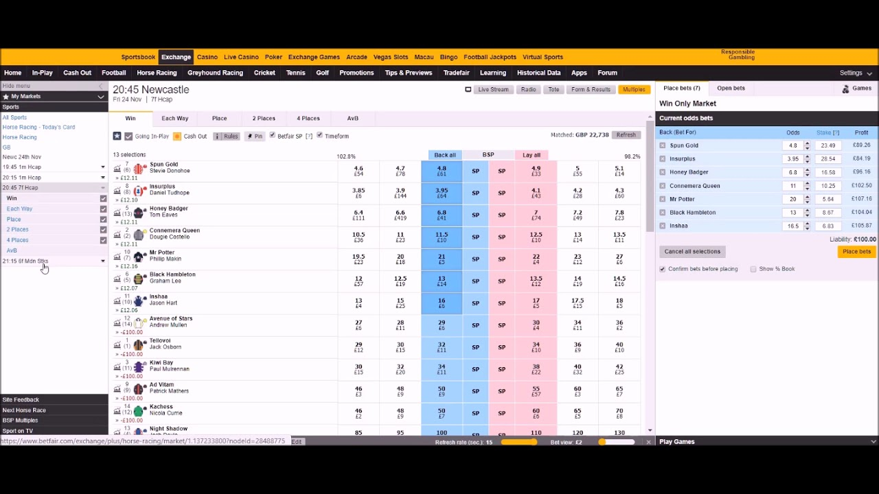 Dutching betting software for horse betting predictions nfl playoffs