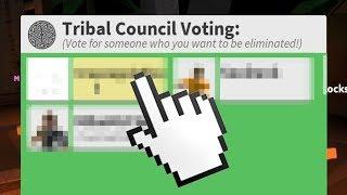 HARDEST VOTE I'VE MADE.. (YouTuber Roblox Survivor)