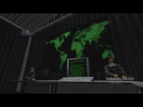 GoldenEye 007 N64 - Depot - 00 Agent (Real N64 capture)