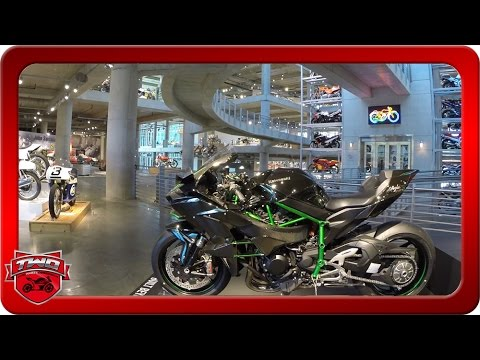 Barber Motorcycle Museum Walking Tour - Part 7 of 9