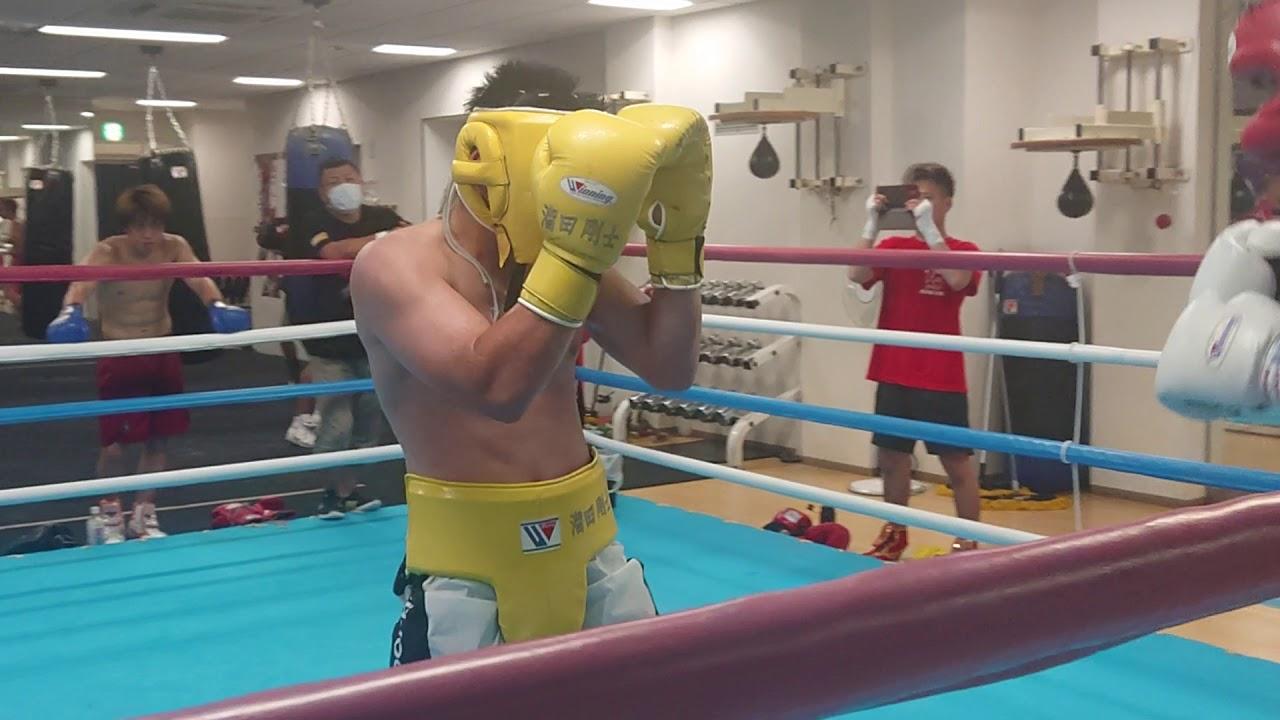 松本圭佑VS溜田剛士 最終回!松本圭佑デビュー戦決定!