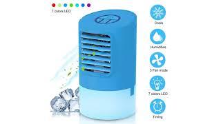 EEIEER Mini Klimaanlage 4in1 Tragbare Mobile Klimaanlage: ja oder nein?