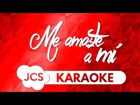 Me amaste a mí - Christine D'Clario (feat. Lucía Parker) [Karaoke]