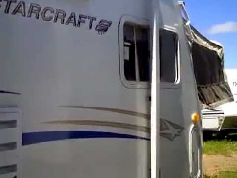 2006 Starcraft 17FK Hybrid travel trailer at Bullyan RV in Duluth, MN