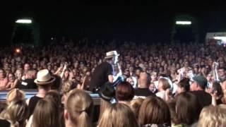 Morgen - Johannes Oerding - live im Stadtpark Hamburg 26.8.2016