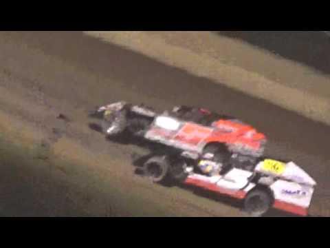 IMCA Mod Feature Shawano Speedway Shawano Wisconsin 4/22/17