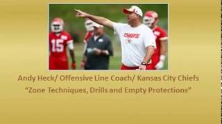 2016 COOL CLINIC- Andy Heck- Zone Tech., Drills, & Empty protections