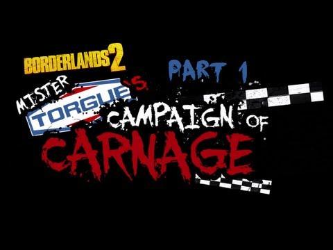 BORDERLANDS 2 - Campaign of Carnage DLC Part 1 |