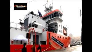 Freire Entrega el BAP Carrasco a la Marina de Guerra del Perú