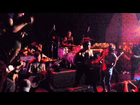 """For Today """"White Flag / Foundation"""" Live (Bogotá, Colombia) 2013"""