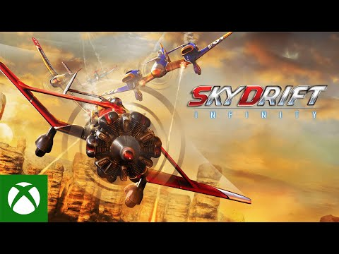 Skydrift Infinity | Launch Trailer
