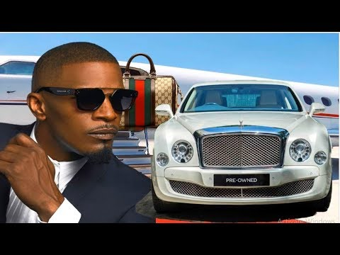 6 EXPENSIVE THINGS OWNED BY JAMIE FOX