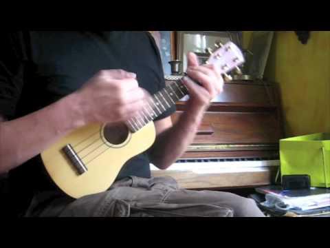 Live Let Die Ukulele Cover Youtube