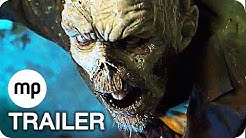 GUARDIANS OF THE NIGHT - VAMPIRE WAR Trailer German Deutsch (2017)