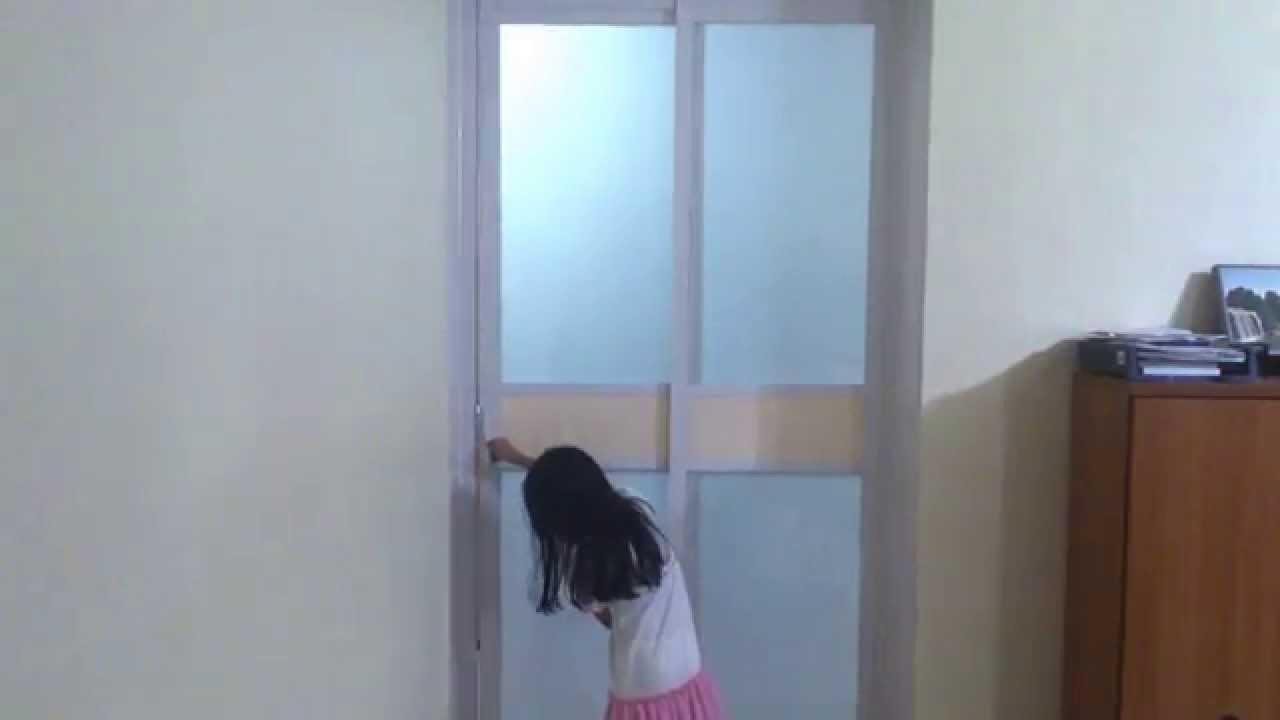Our New Kitchen Door