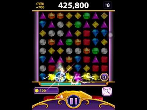 Bejeweled Blitz iPad Kanga Ruby 1 Score 1,629,000