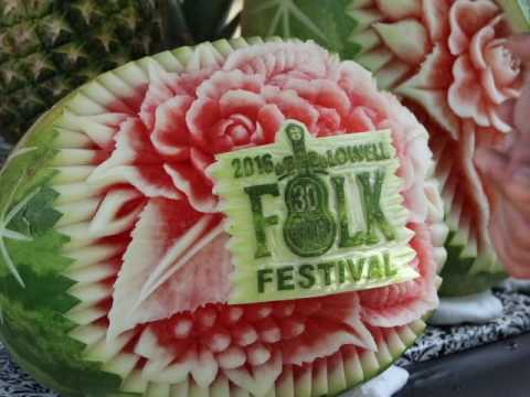 Some highlights from the Lowell 2016 Folk Festival