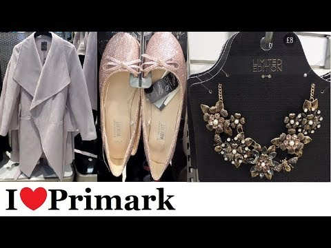 Everything New at Primark - Womens, Mens & Kids Autumn Fashion | October 2017 | I❤Primark