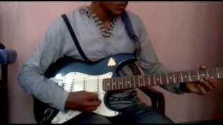Anuragathin Velayil (Thattathin Marayathu)-Guitar Zolo-Anoop Unnikrishnan