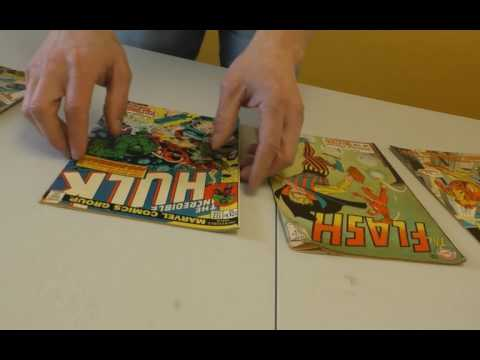 Learn How to Press Comic Books with Sell My Comic Books' Sean Goodrich