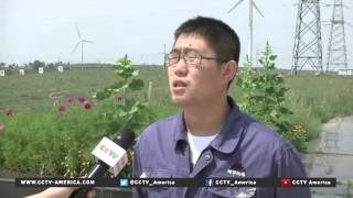 China invests in wind energy