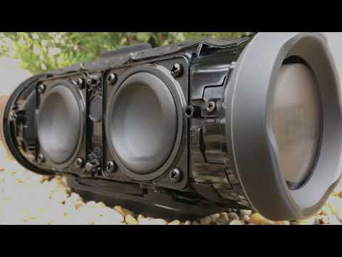 Bass test - JBL Charge 3