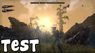 (Vidéo-Test) The Elder Scrolls Online [Gameplay PC Ultra 1080p-FR]