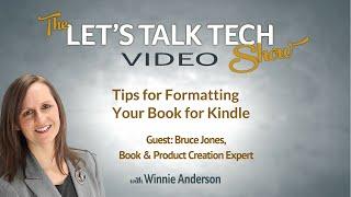 Video LTT - Tips for Formatting Your Kindle Book download MP3, 3GP, MP4, WEBM, AVI, FLV Juni 2018
