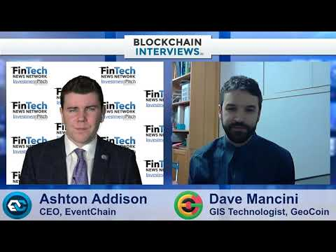 Blockchain Interviews – Dave Mancini,  GIS Technologist at GeoCoin