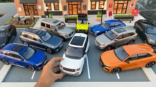 Mini Premium SUVs Diecast Model Cars Collection 1/18 Scale | Miniature Automobiles