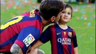 Calciatori famosi con i loro bambini ..