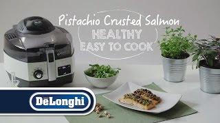 Pistachio Crusted Salmon Recipe