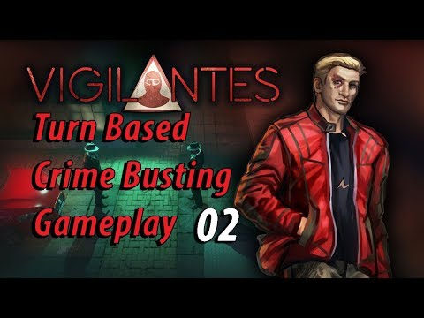 Vigilantes: Turn Based Crime Busting Gameplay 02