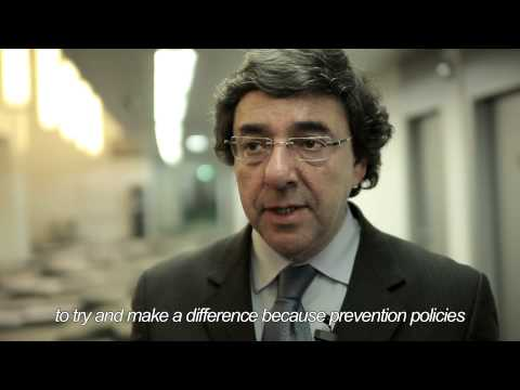 Interview Guilherme Pinto, Efus 2012 Conference
