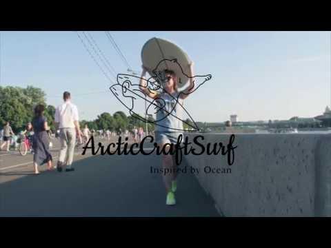 Промо видео AcrticCraftSurf