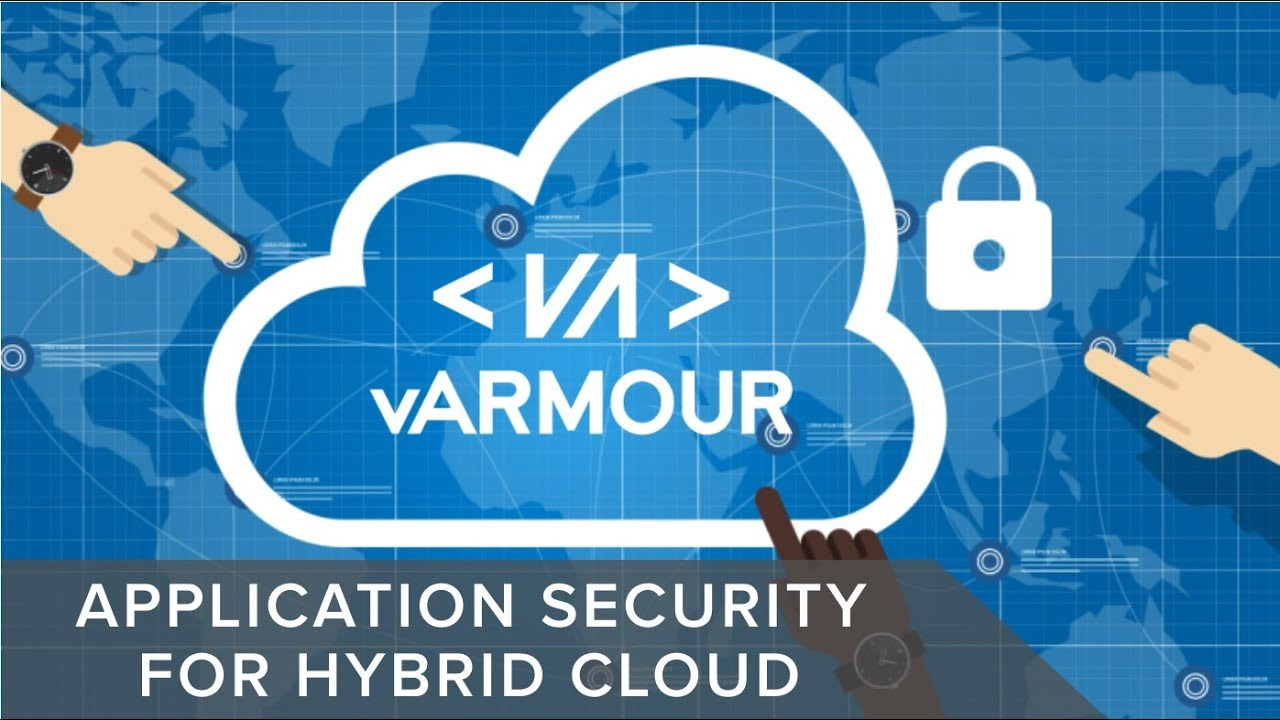 vArmour | Application Security Policy Management