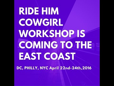 Ride Him Cowgirl Hits the East coast from YouTube · Duration:  4 minutes 10 seconds