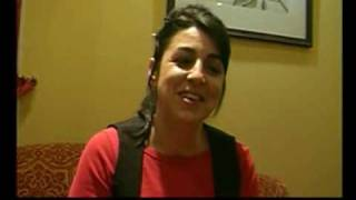 Amparo Sánchez. Tucson-Habana. Entrevista 01