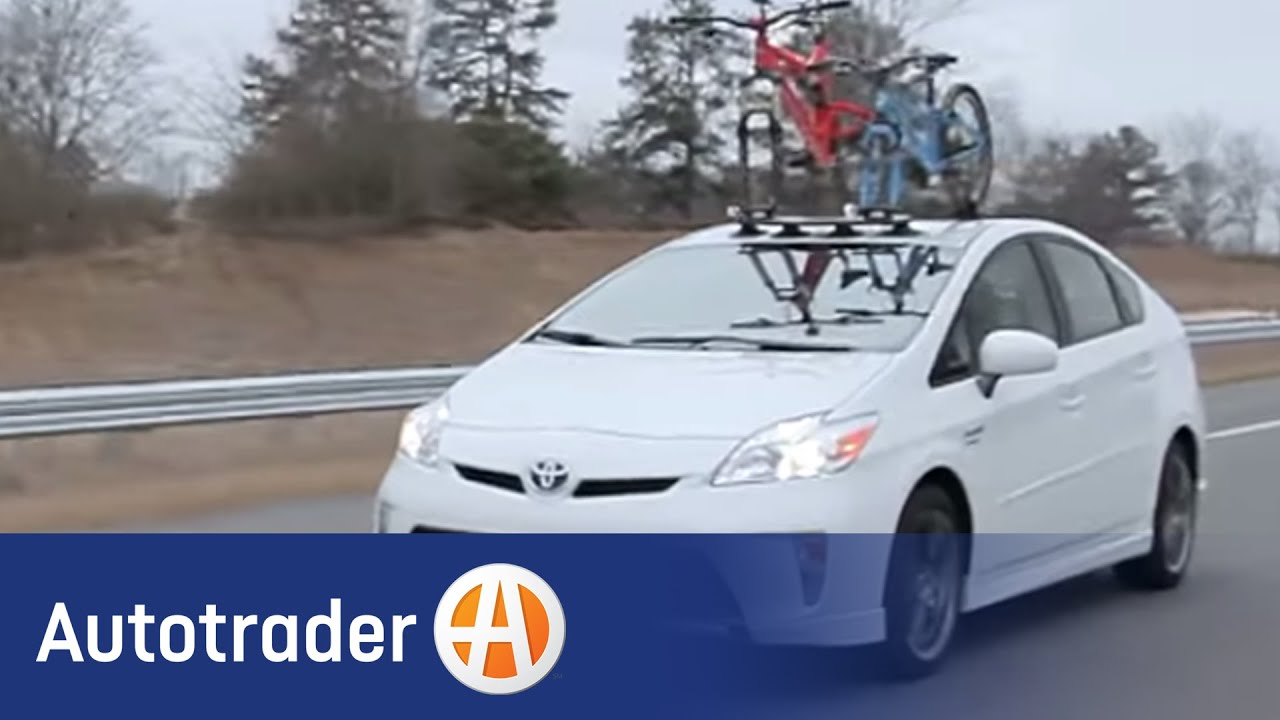 2013 Toyota Prius - Hybrid   Totally Tested Review   AutoTrader ...