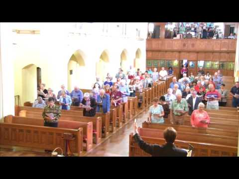 Worship service 10-2-16 St. John's Lutheran Church