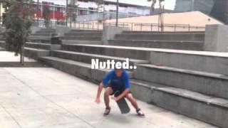 Skating Lincoln High School #2