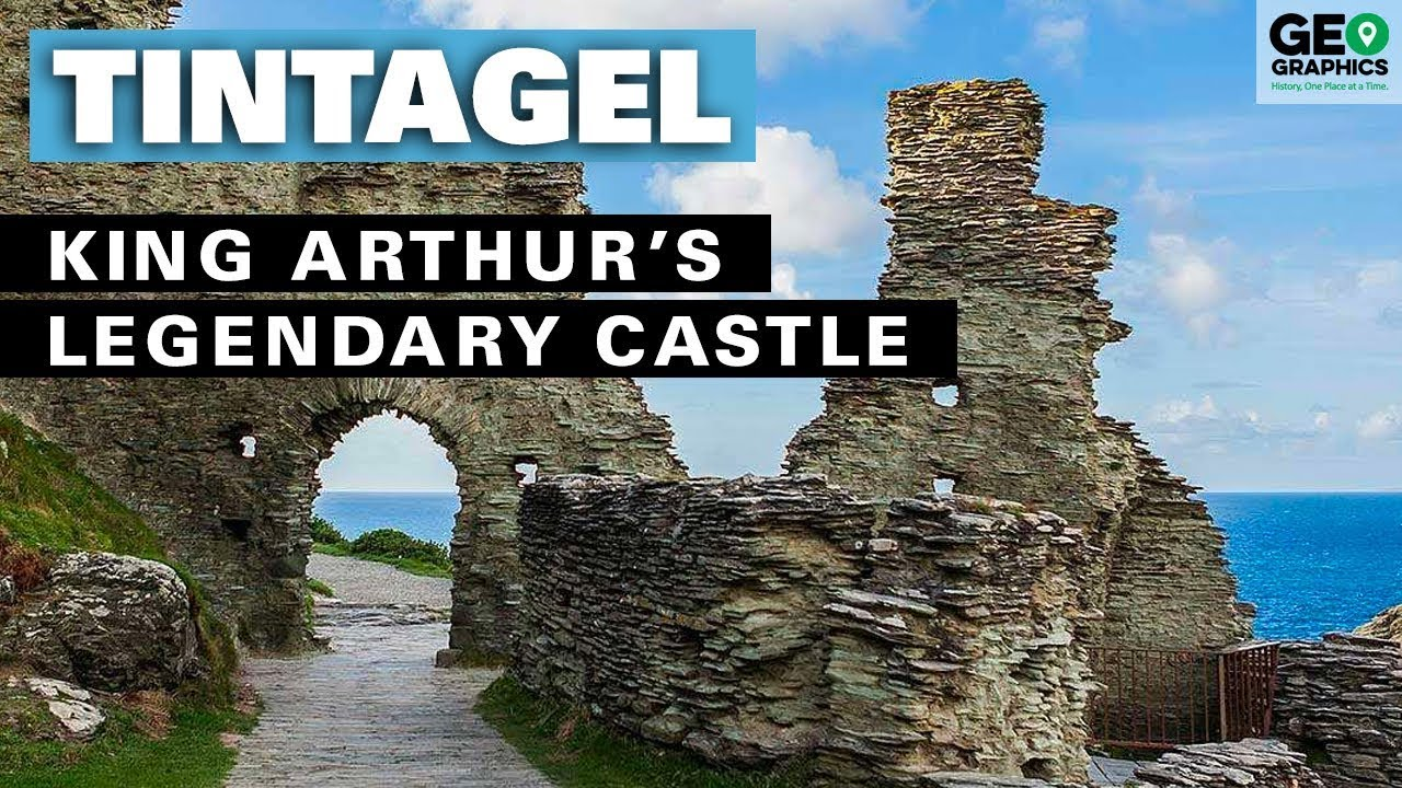 Tintagel: King Arthur's Legendary Castle