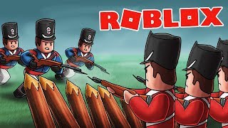 Roblox - BRITISH EMPIRE VS FRENCH EMPIRE! (Blood and Iron)