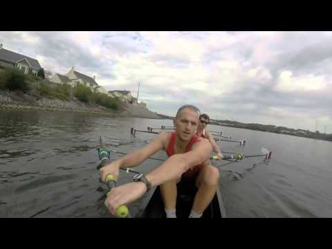 University of Cincinnati Rowing Club Head of the Hooch Practice