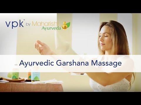 Ayurvedic Garshana Massage - vpk by Maharishi Ayurveda