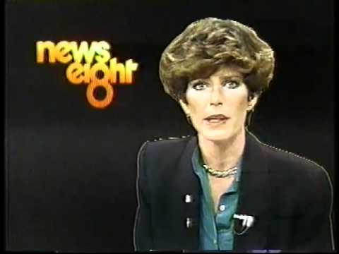 1980 KFMB News Eight Update & CBS Looking Good Together Promo