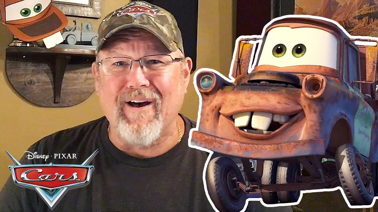 Mater's BEST Moments with Larry the Cable Guy | Pixar Cars