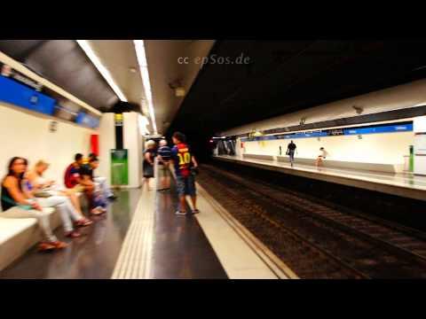 Mass Transit System of Barcelona Metro