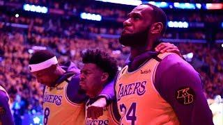 Lakers Kobe Tribute! Lillard 48 Points Davis 37! 2019-20 NBA Season