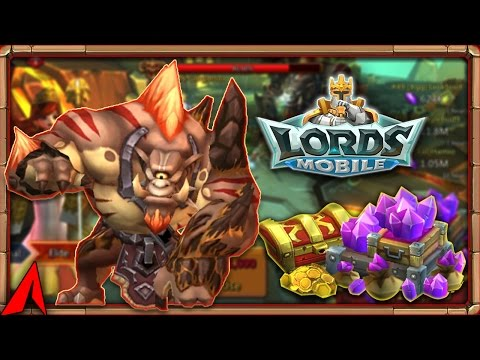 Lords Mobile: 60k Holy Stars In Labyrinth / Guild Fest Rewards!
